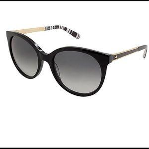 Kate Spade oversized round sunglasses